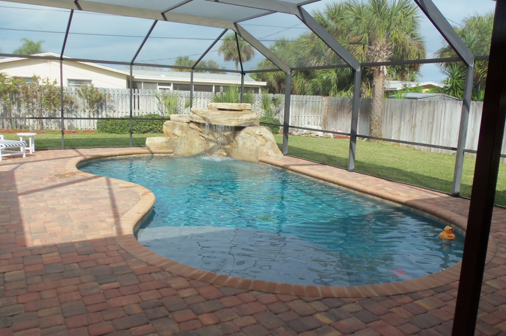 backyard pools florida