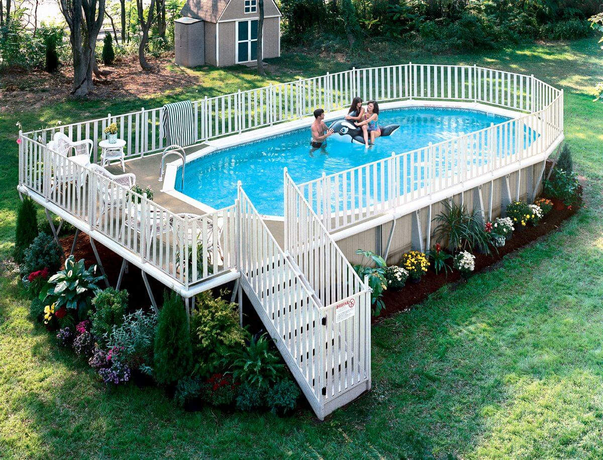 backyard pools for sale