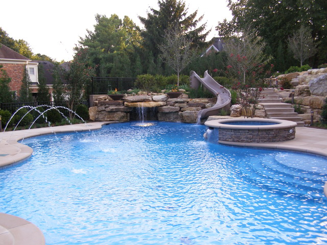 Cost Of Inground Pool Louisville Ky Swimming Pools Photos