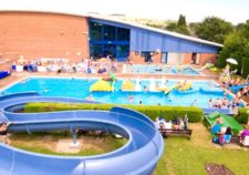 barron outdoor swimming pool