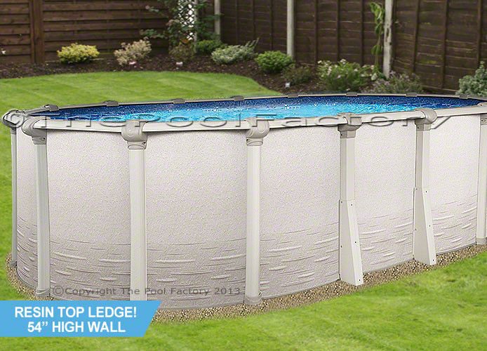 best above ground pool kits