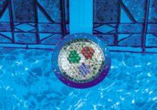 best above ground pool light
