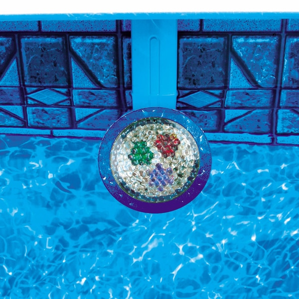 best above ground pool light
