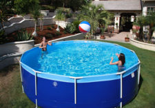 best above ground pool warranty