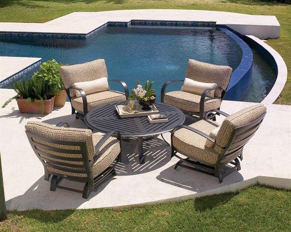 best outdoor pool furniture