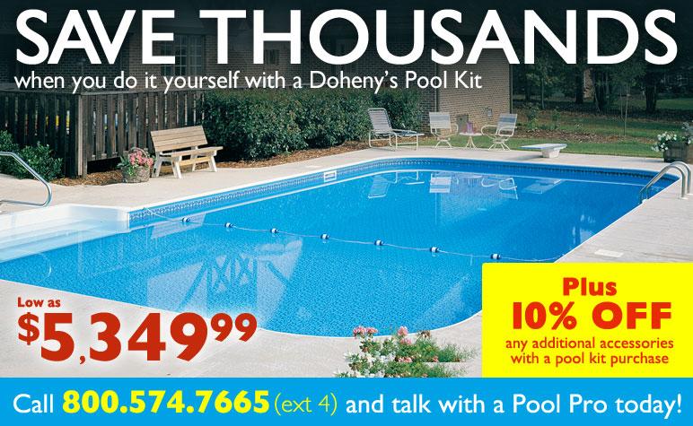 cost of inground pool california