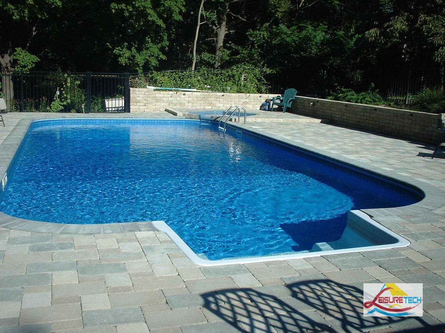 cost of inground pool in california