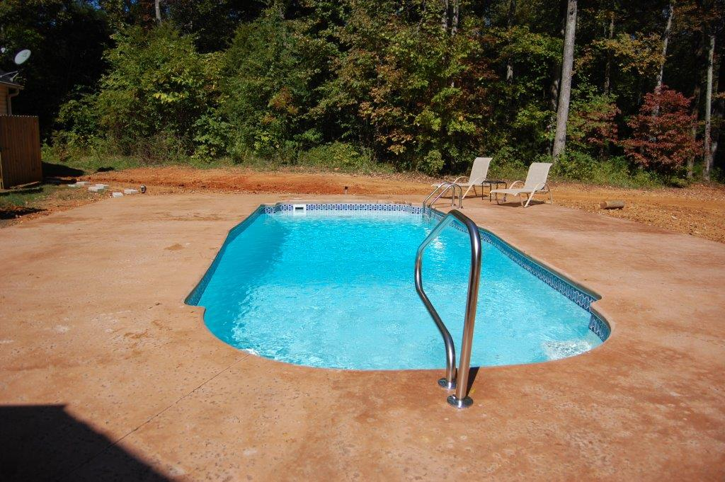 cost of inground pool in nc