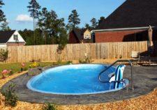 cost of inground pool kit