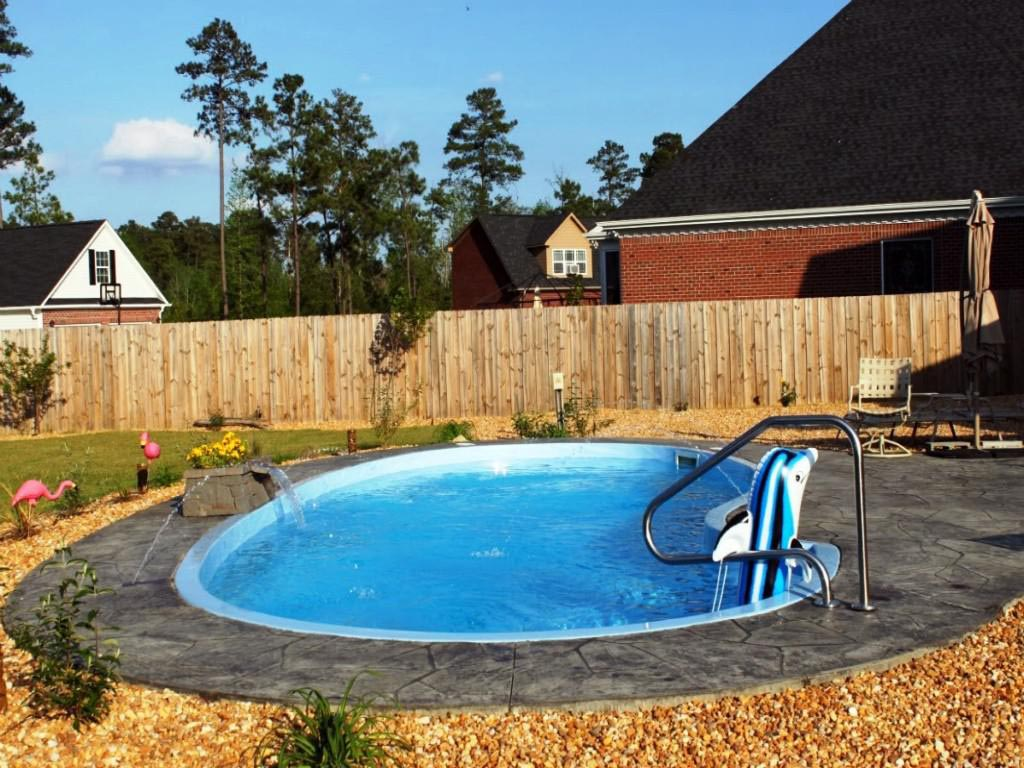 Cost Of Inground Pool Kit Swimming Pools Photos