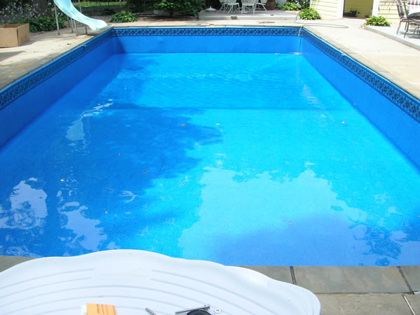 cost of inground pool liner replacement