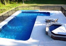 cost of inground pool liner