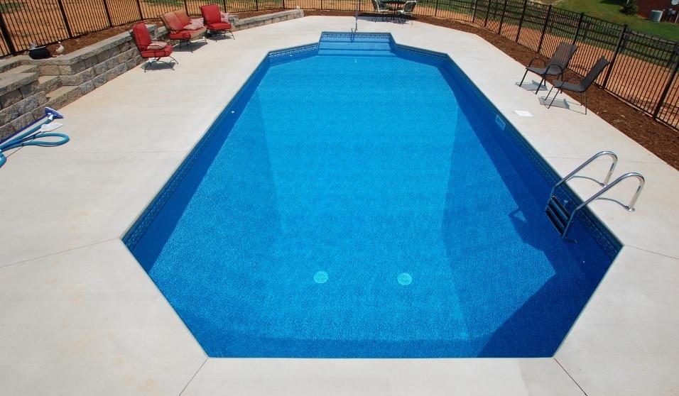 cost of inground pool ohio
