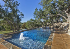 cost of inground pool texas