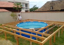 diy above ground swimming pools