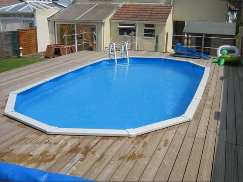 doughboy pools above ground