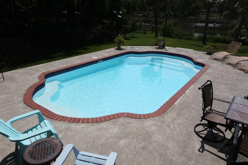 Average Inground Pool Cost Swimming Pools Photos