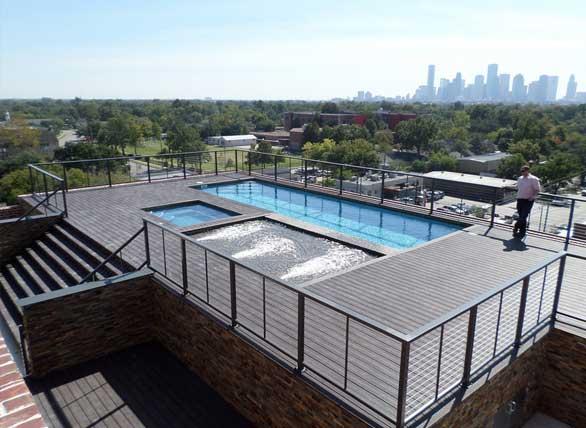 fiberglass pools in texas