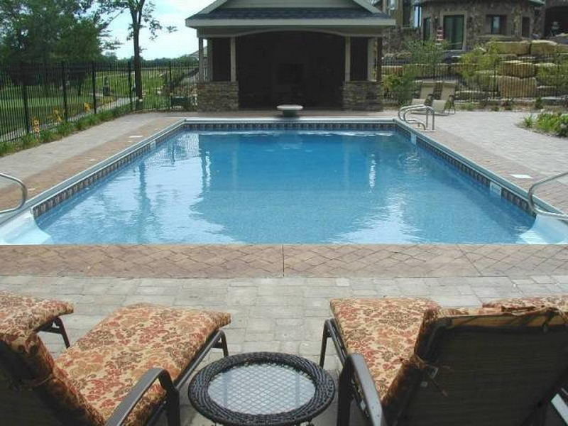 how much does an inground pool cost in texas