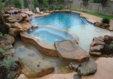 in ground pools houston