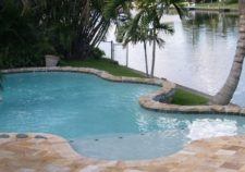 in ground pools in florida