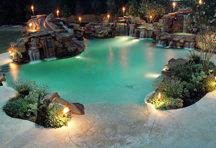 in ground pools okc