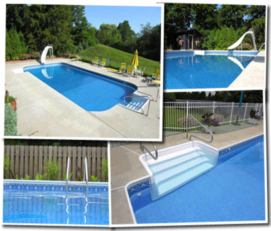 inground pool cost 2016