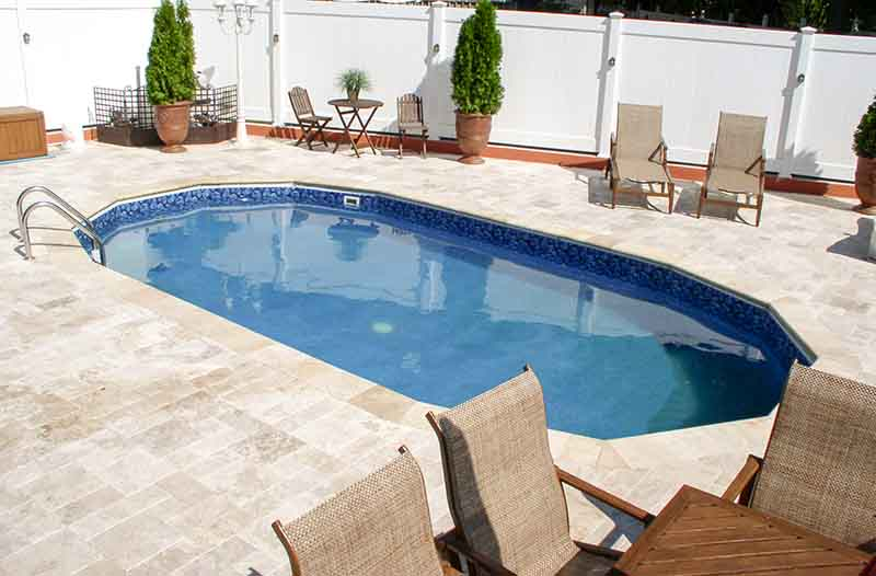 Inground Pool Cost Estimate Swimming Pools Photos