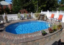 inground pool cost michigan