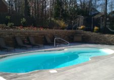 inground pool cost nc