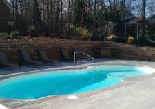inground pool cost nc