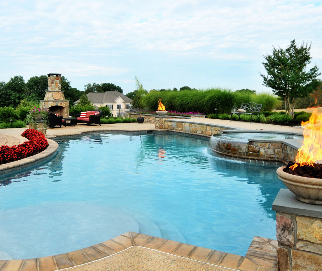 inground pool cost south carolina