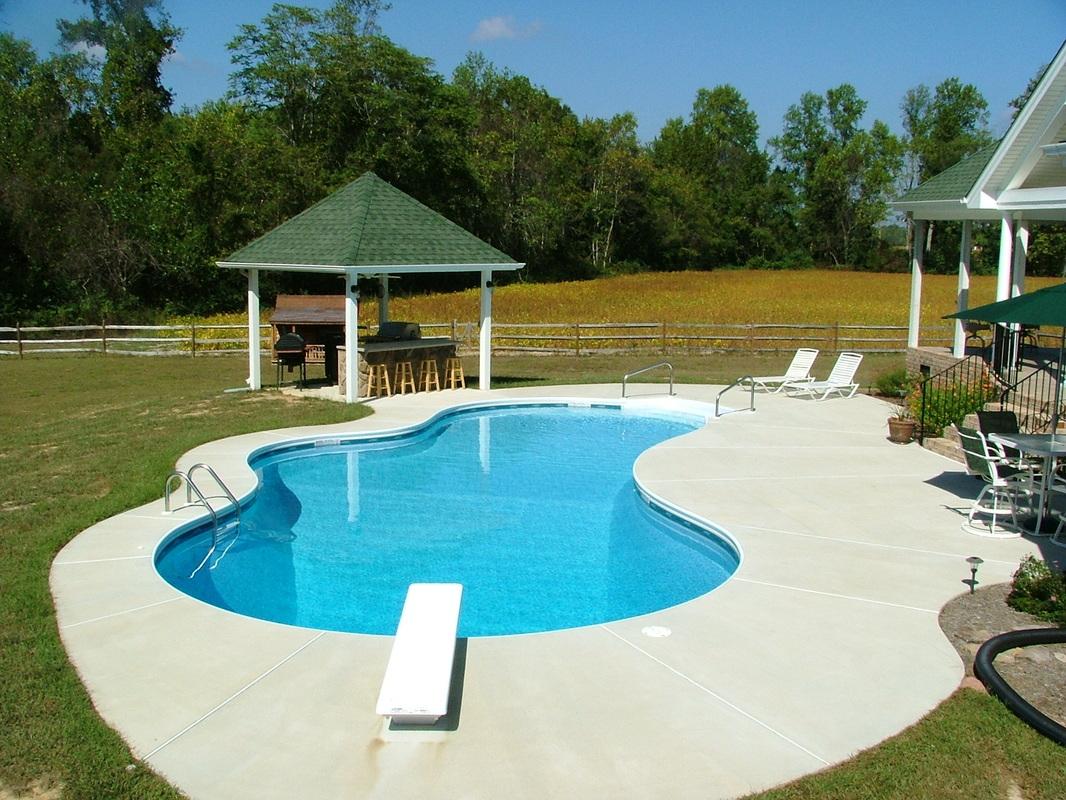 inground pool nj