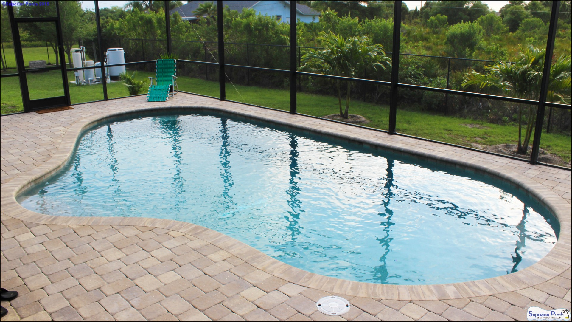 Inground Pools Greater Cincinnati Swimming Pools Photos