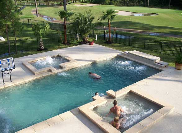 inground pool prices in texas