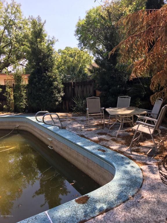 inground pool prices jacksonville fl