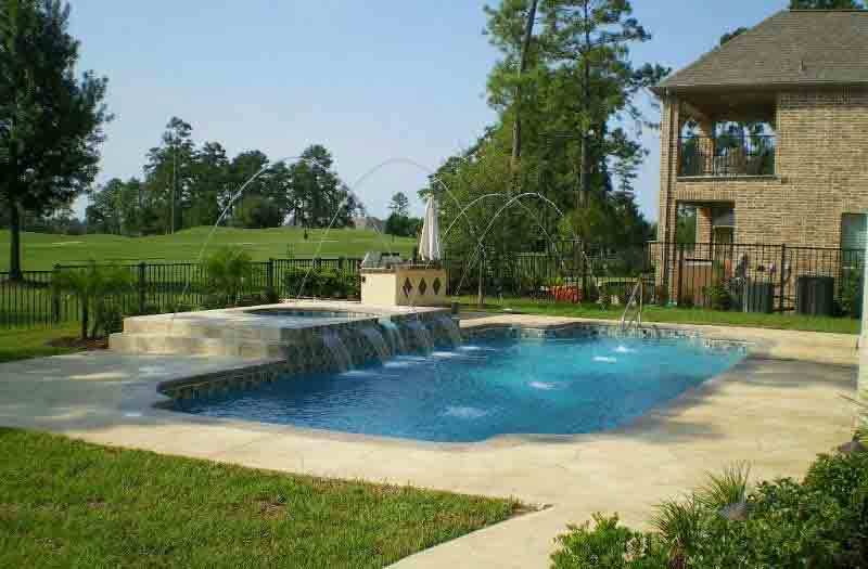 inground pool prices louisiana