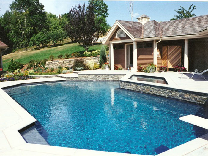 Inground Pool Prices Louisville Ky Swimming Pools Photos