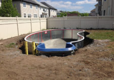 inground pool prices michigan