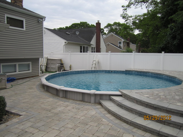 inground pool prices ny