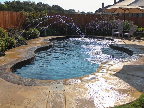 inground pool prices texas