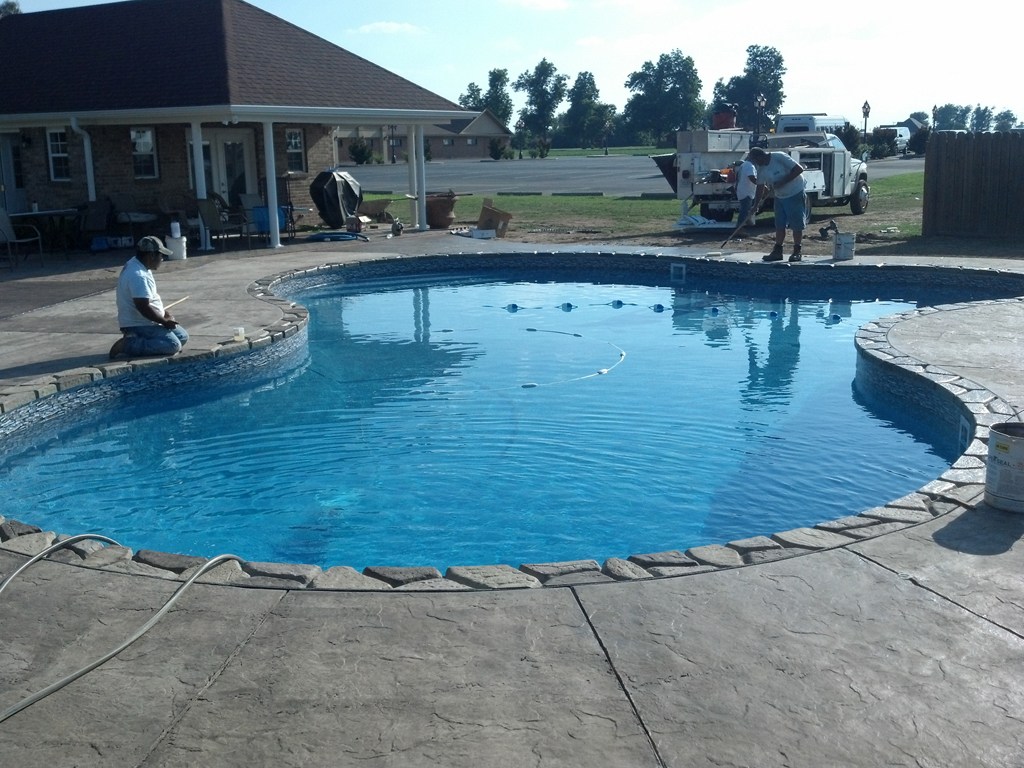 inground pools contractors