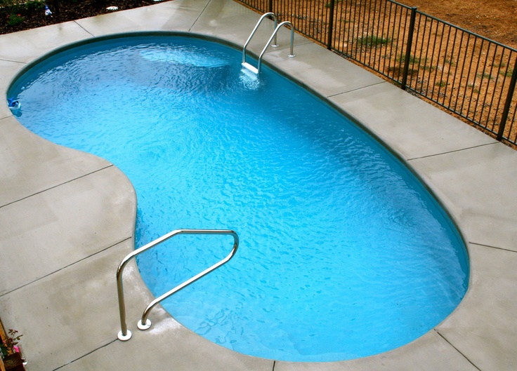 inground pools fiberglass