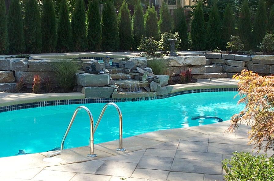 inground pools mi