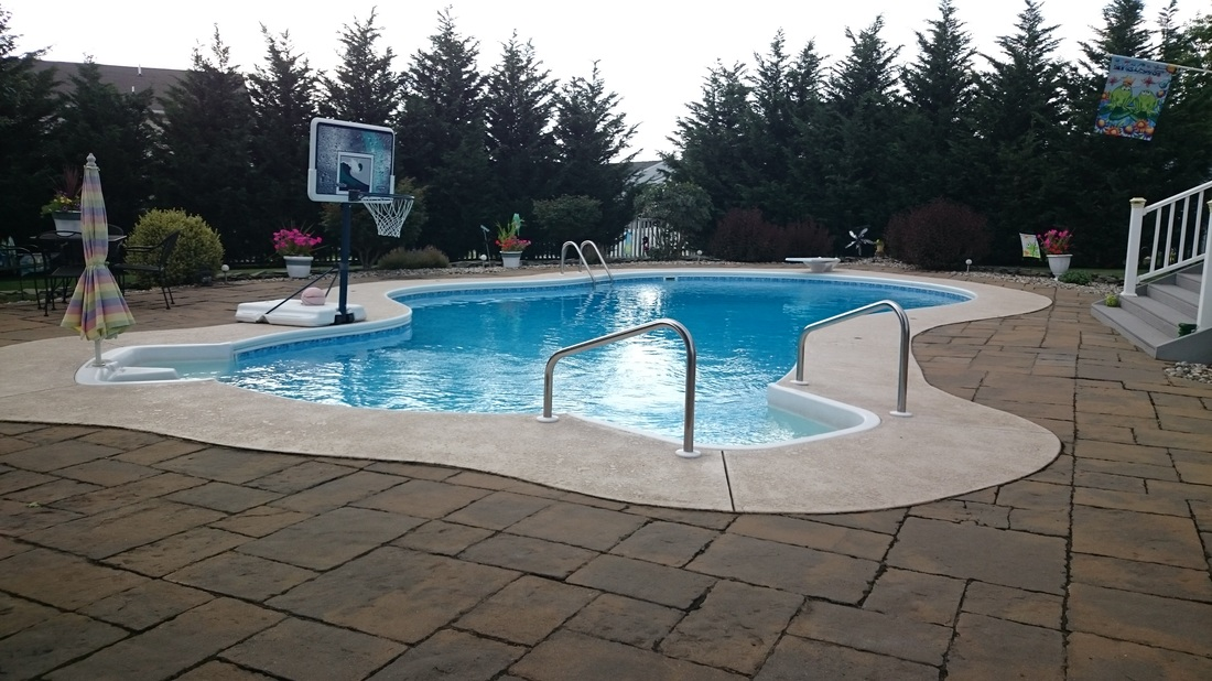 inground pools nj