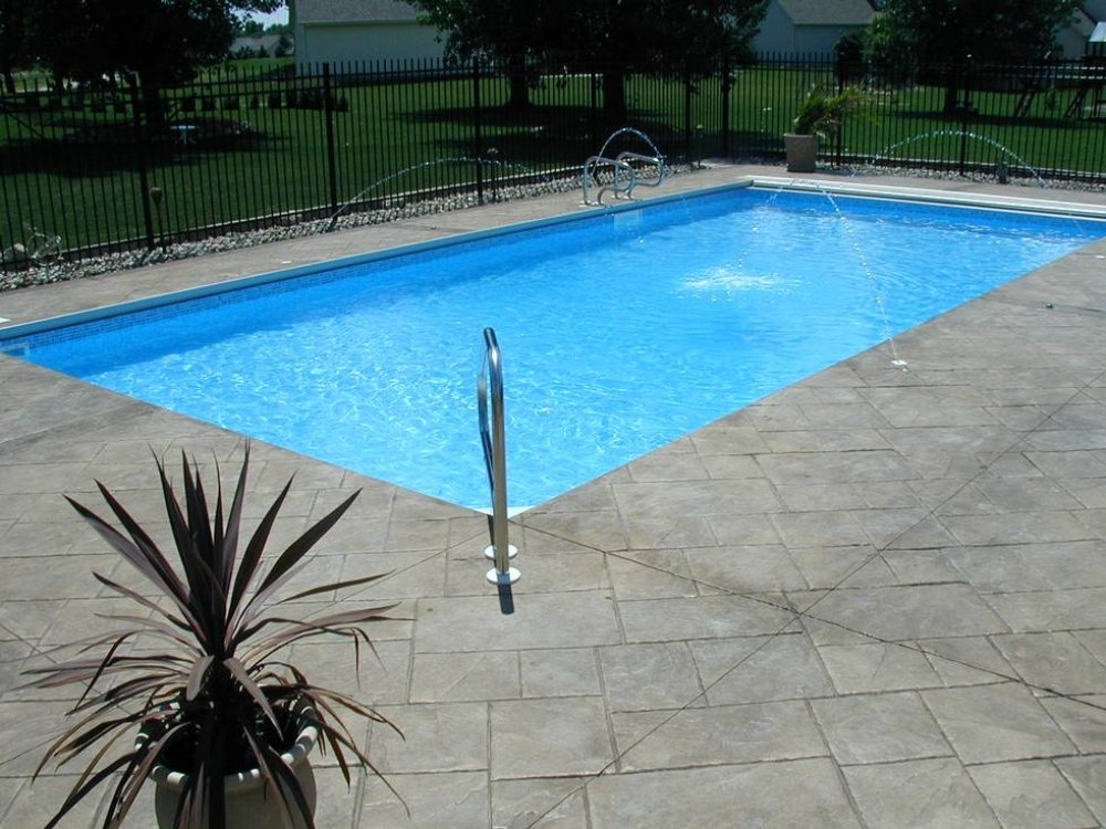 Inground Pools Virginia Beach Swimming Pools Photos