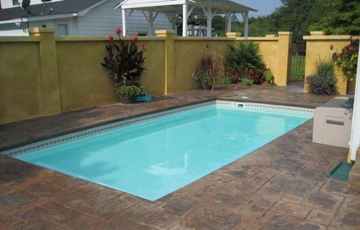 inground pools sc