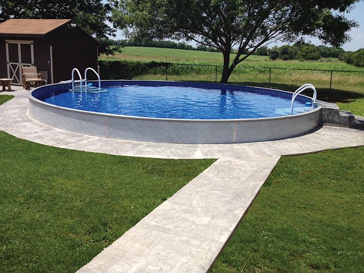 inground pools texas