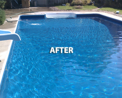 inground pools with liners