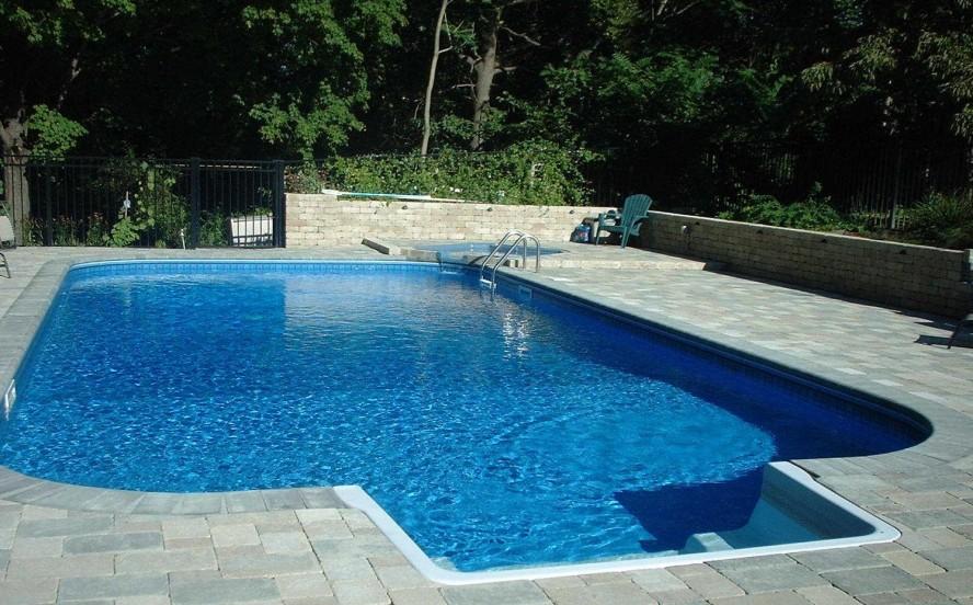 inground swimming pools images